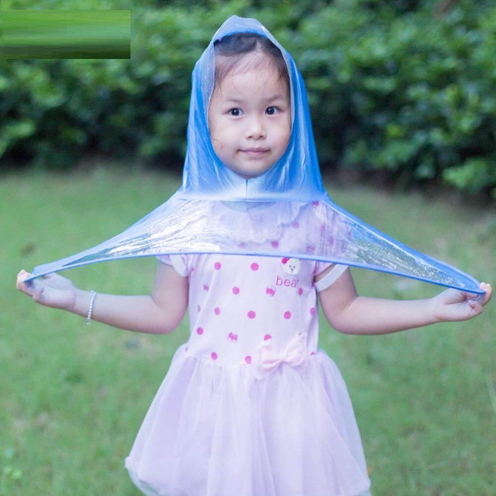 Wt Baby Ufo Raincoat Small Yellow Duck Cloak Child Raincoat By Wuti.