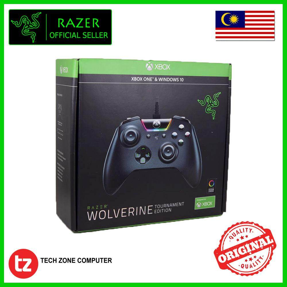 Razer Wolverine Tournament Edition Console Gaming By Tech Zone Computer Sdn Bhd.