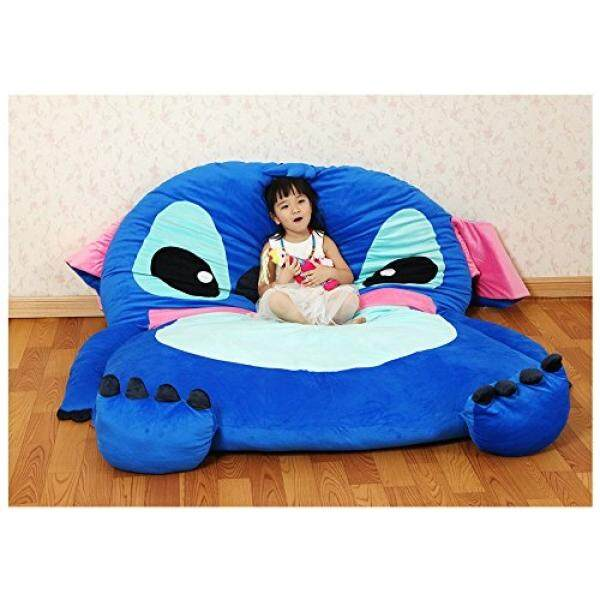 Cute Cartoon Lilo&stitch Image Sleeping Bag Sofa Bed Twin Bed Double Bed Mattress For Kids By One Street Mall.