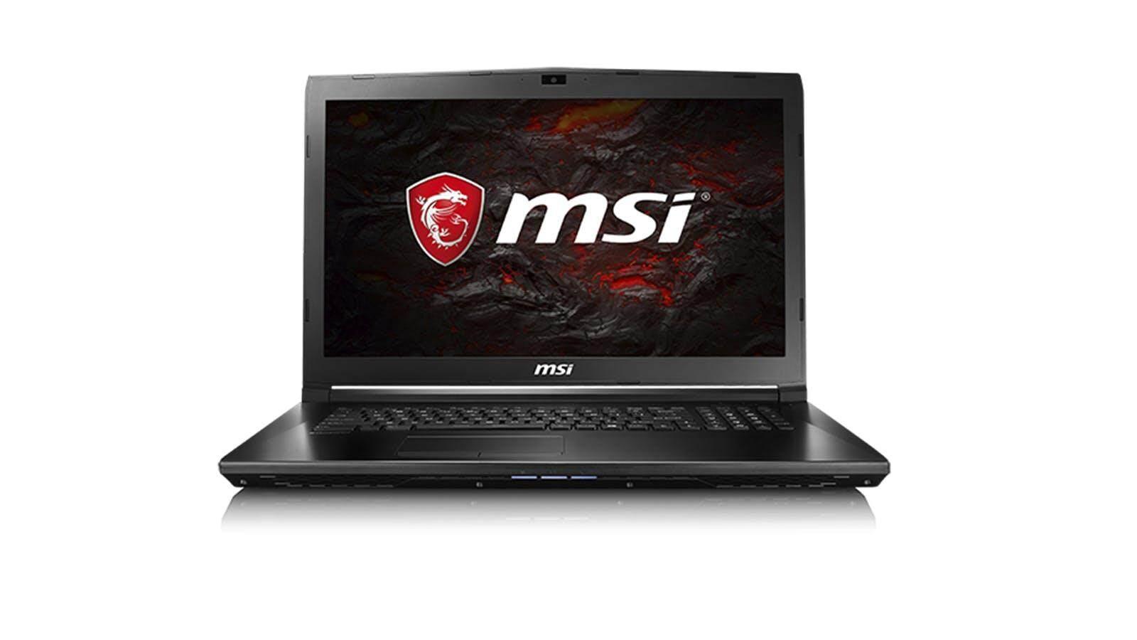 MSI GL62 7RDX-1296 Gaming Notebook i5-7300HQ+HM175 GTX1050 2GB Malaysia