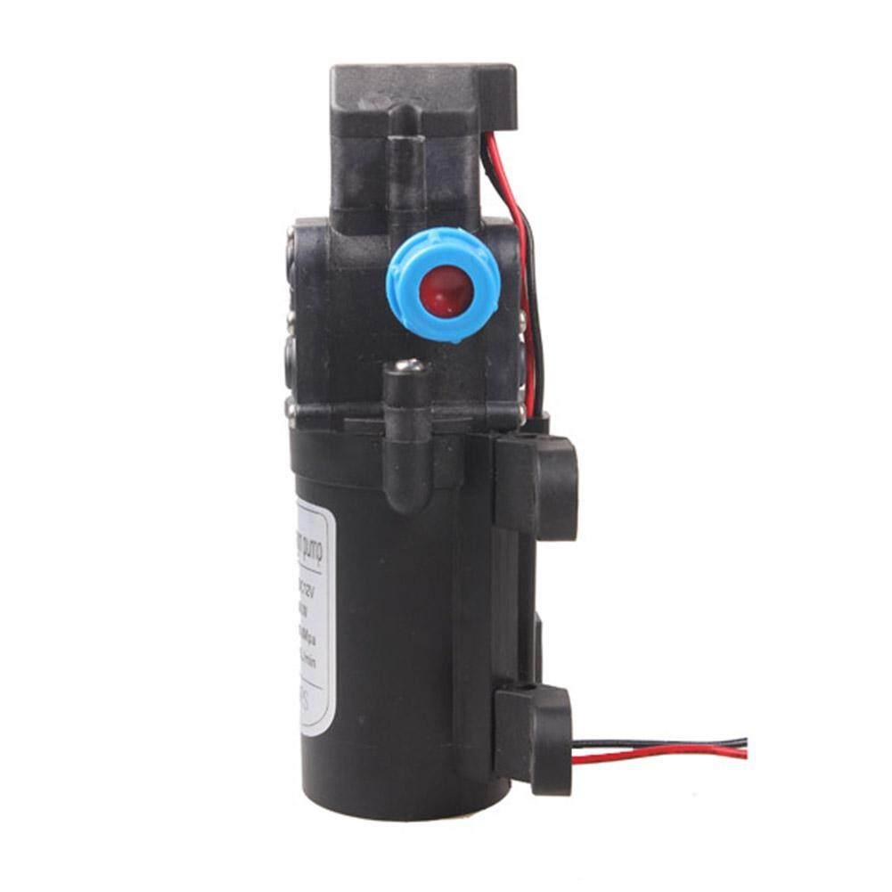 Vktech DC 12V 60W High Pressure Micro Diaphragm Water Pump Automatic Switch 5L//min