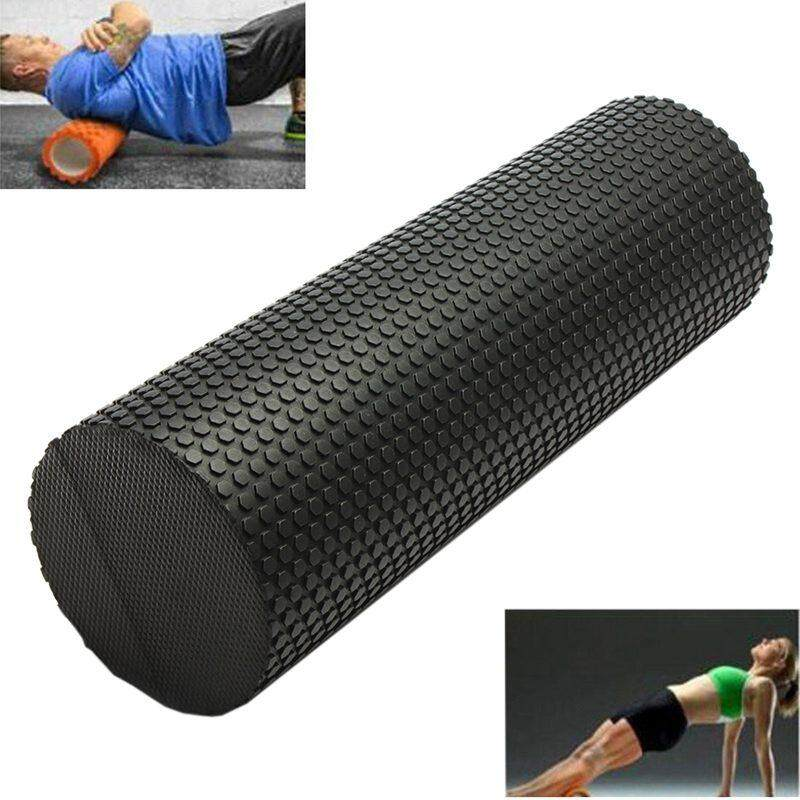 45cm Eva Yoga Pilates Fitness Massage Therapy Roller Exercise Gym Point By Sunshineyou.