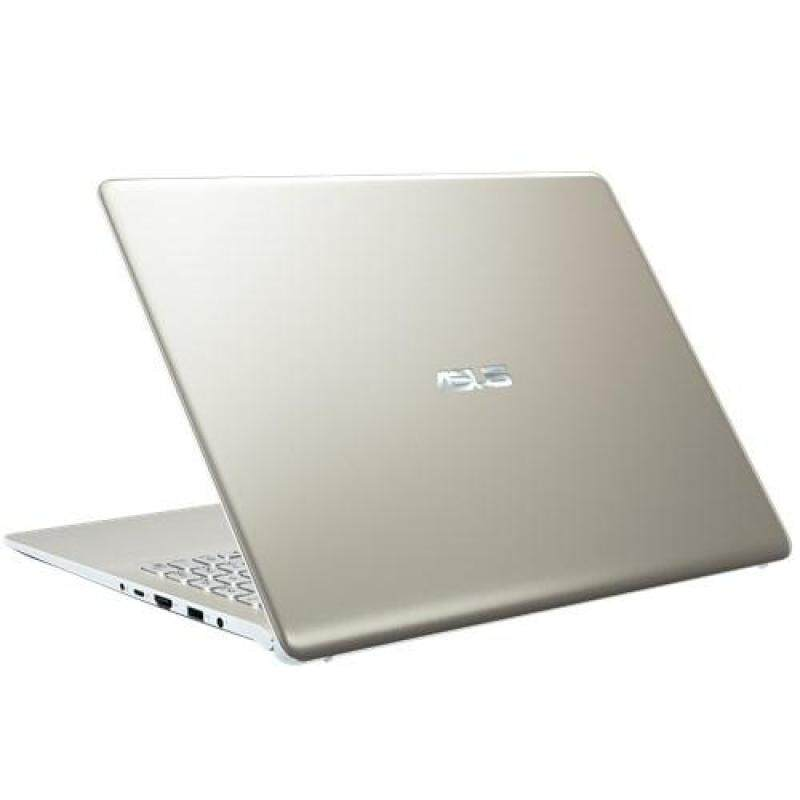 Asus VivoBook S15 S530U-NBQ048T (i5-8250U, 4GB, 1TB + 256GB SSD, MX150, 15.6 FHD, Win 10, Icicle Gold, 1.8kg) Malaysia