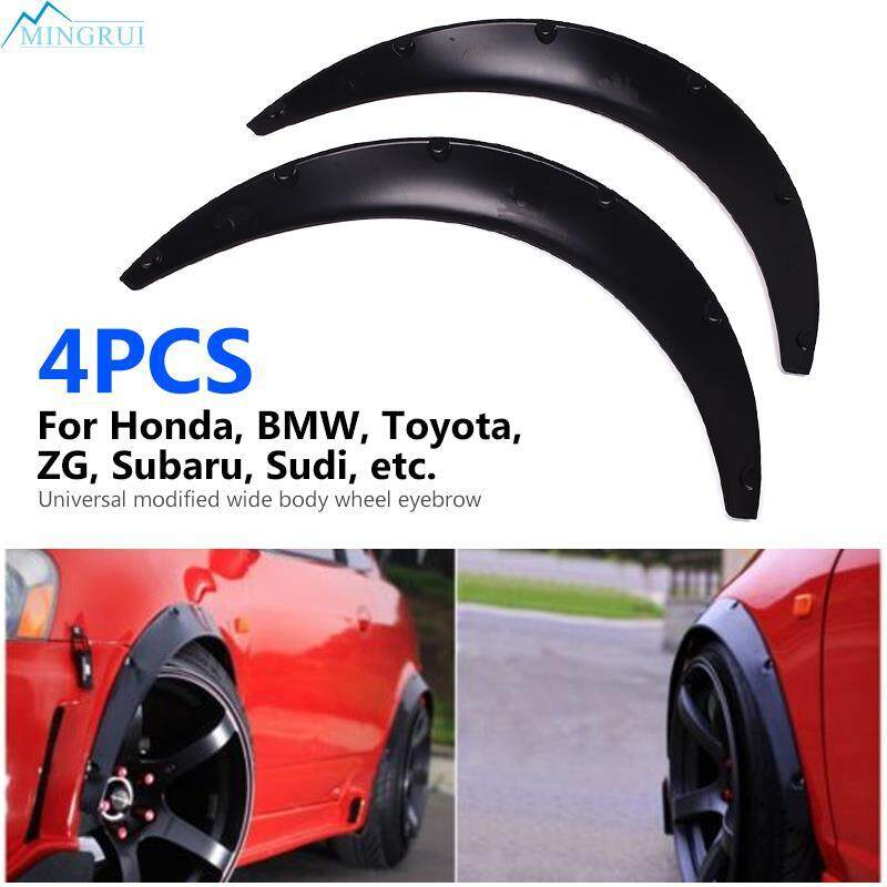 Mingrui Store Flexible 4pcs Car Splash Guards Car Mud Flaps By Mingrui.