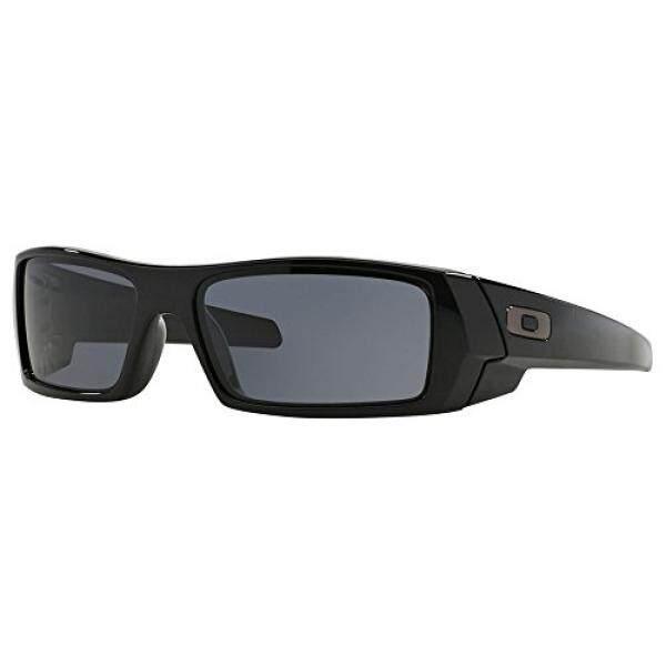 ebc17d9981aaa ... sale oakley unisex gascan polished black frame grey lens 03 471 60mm  75a7d 51d63