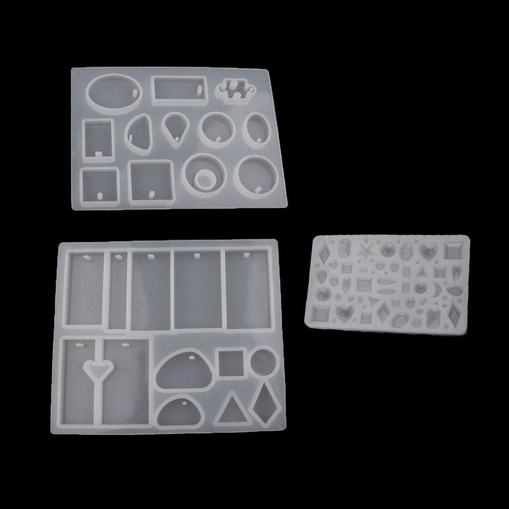 Toys Games Buy At Best Price In Malaysia Www Fun Doh Grill Set Mainan Edukasi Anak Bolehdeals 3pcs Crystal Cabochon Pendants Silicone Molds Jewelry Making Mould For Resin Casting