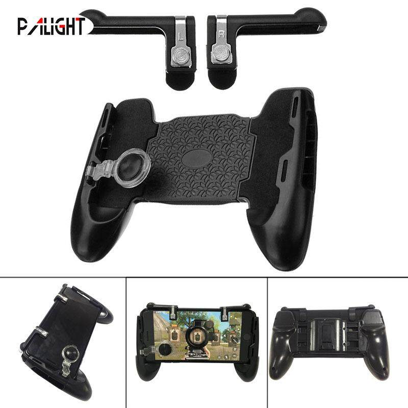 PAlight 4 In 1 Game Controller Mobile Game Trigger V6.0 L1R1 Button + Game