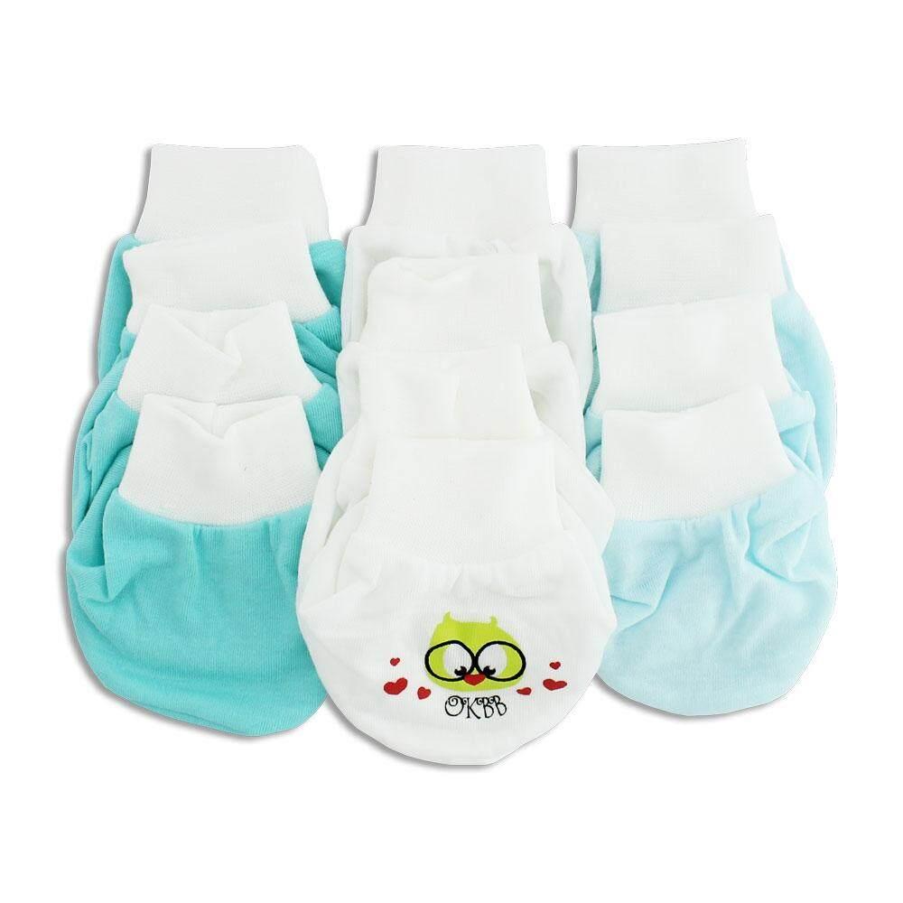Sarung Tang Dan Kaos Kaki Bayi Motif1 Spec Daftar Harga Dedekbayiku Dialogue Baby 3 Set Tangan Newborn Polos Warna Okbb Mitten And Booties Combo Pack Of Sets Mb2012p C Bl