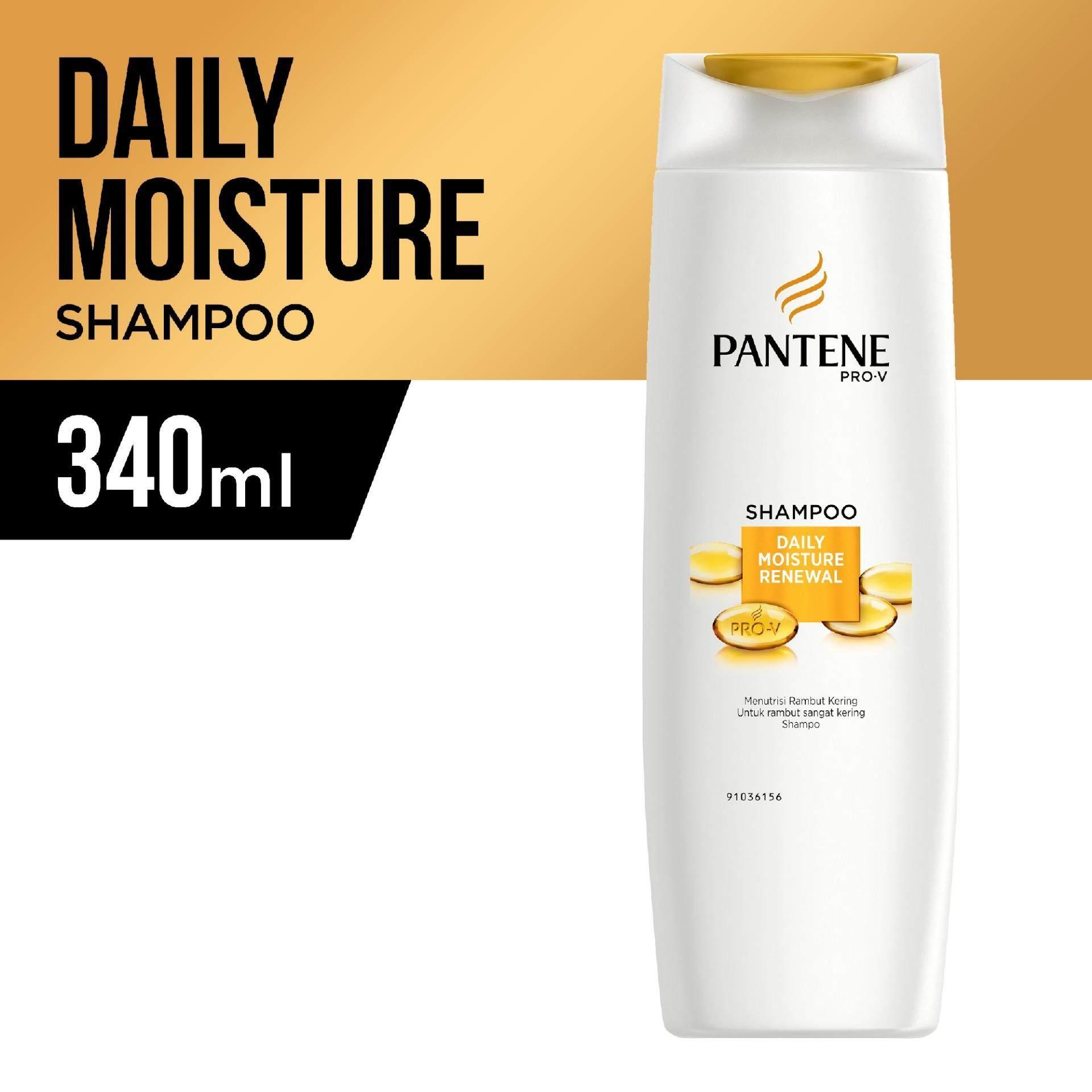 [RAYA SALE] Pantene Daily Moisture Renewal Shampoo 340ml