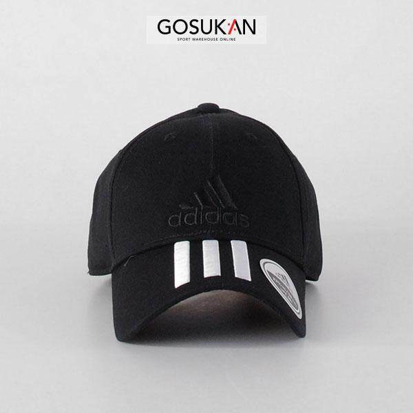 99f314341927c adidas OSFM Six-Panel Cotton 3-Stripes Training Cap (S98156) C14