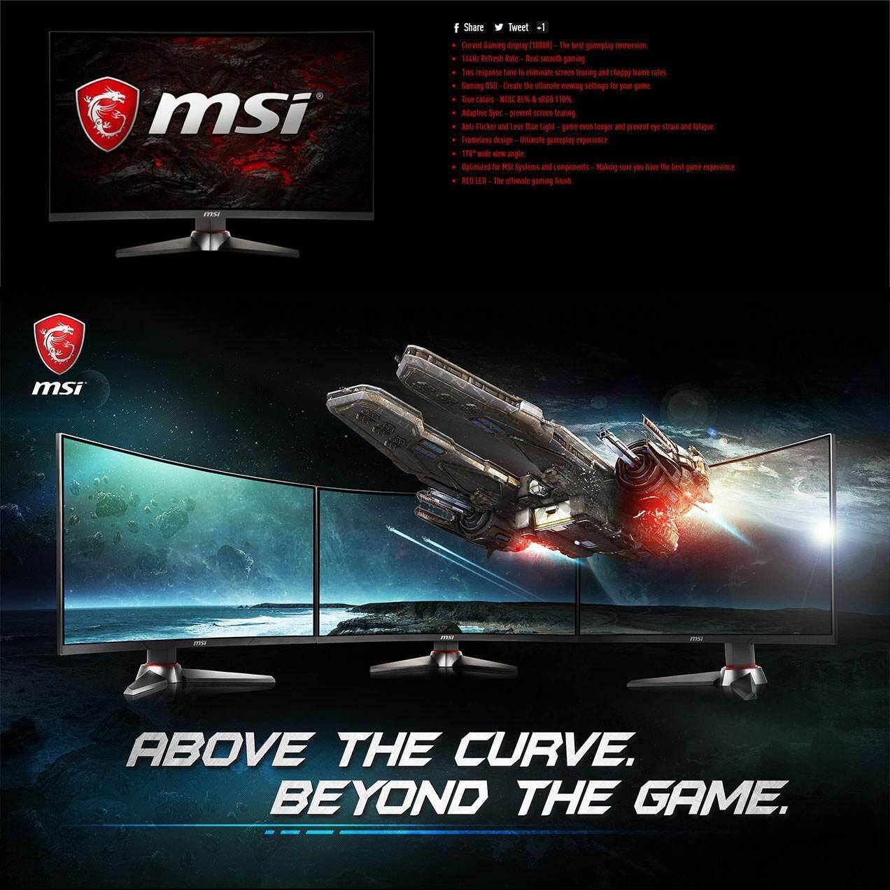 MSI Optix MAG27C 27