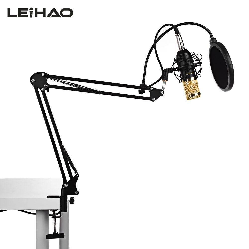 LEIHAO BM - 800 Professional Condenser Microphone LA01-212728704 Malaysia