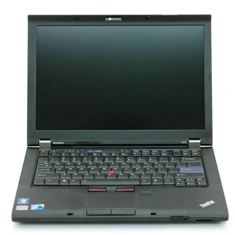 (Refurbished) Lenovo T410 (Ci5 2.5GHz/2GB RAM /160GB HDD/DVDRW/CAM/14Inch/Win7Pro Malaysia