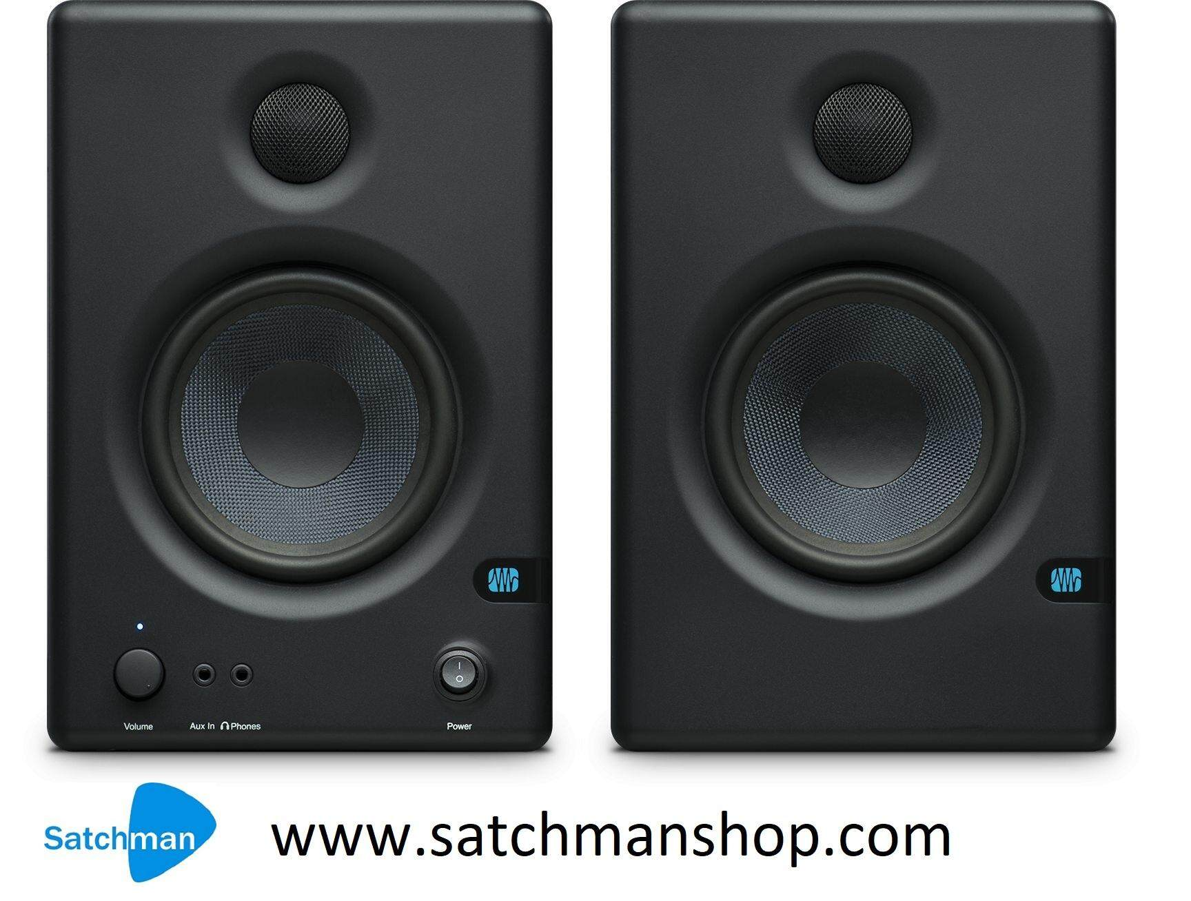 Presonus Eris E4.5 (25W, 4.5) Studio Monitor Speakers (Pair) Malaysia