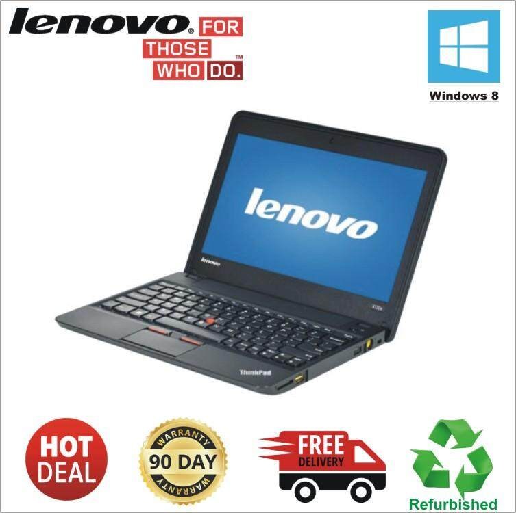 THINKPAD X131E (AMD) E1-1200 APU 32 Bit 2 GB , 320 GB Windows 8 LAPTOP