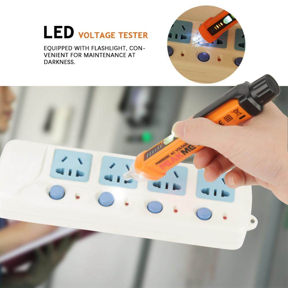 Sell Voltage Tester Pen Cheapest Best Quality My Store Non Contact Meter 901000 Volts Cable Circuit Testers Myr 21