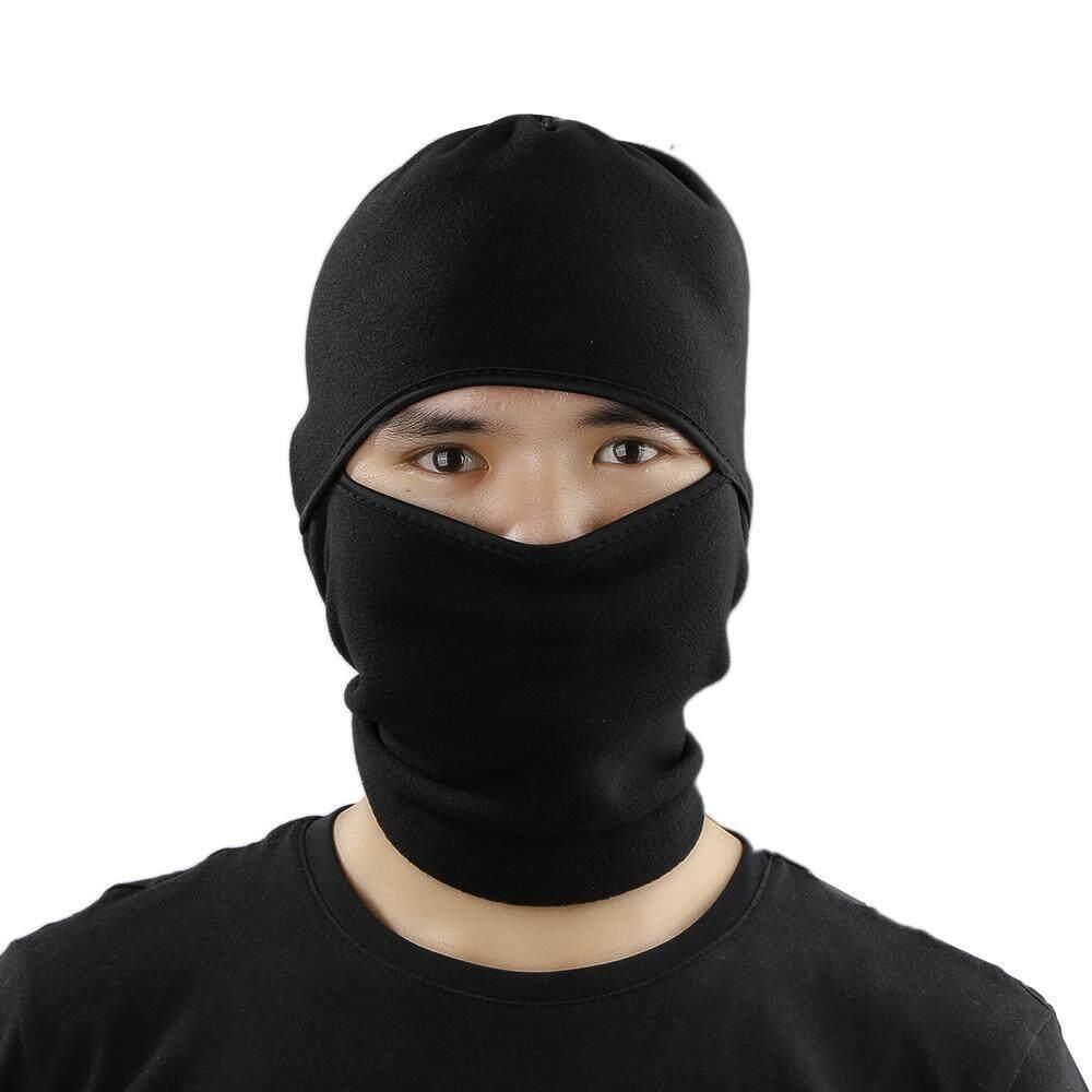 yiuu Men Winter Warm Full Face Cover Winter Ski Mask Beanie CS Hat Sport  Clothing c64ac6499e2c