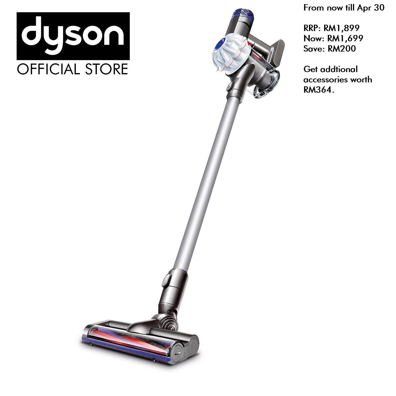 Dyson Cord Free V6 HEPA Vacuum Cleaner