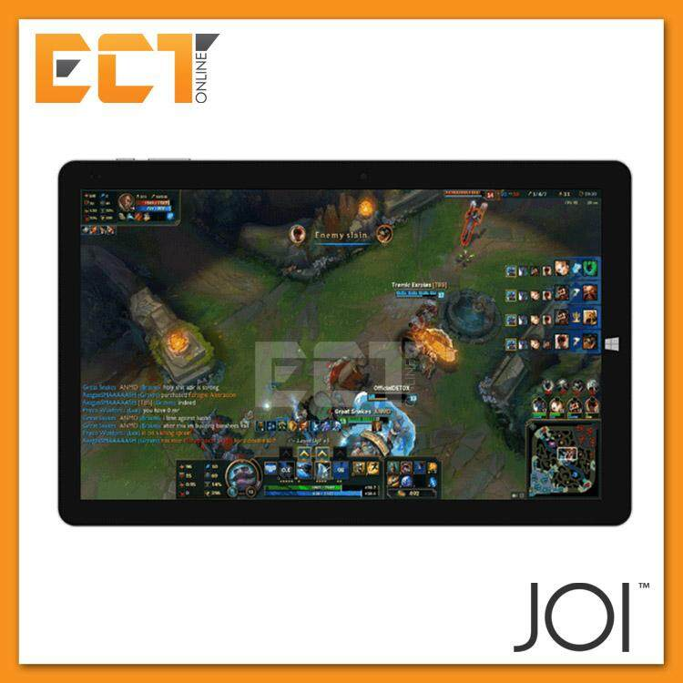 JOI 10 Flip 10.1 IPS Tablet 2018 (Z8350,32GB,2GB,W10) Malaysia