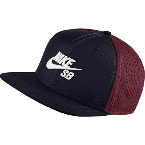 3132a0e75b1 ... germany nike mens sb performance trucker snapback hat black team red  white ada07 0a69d