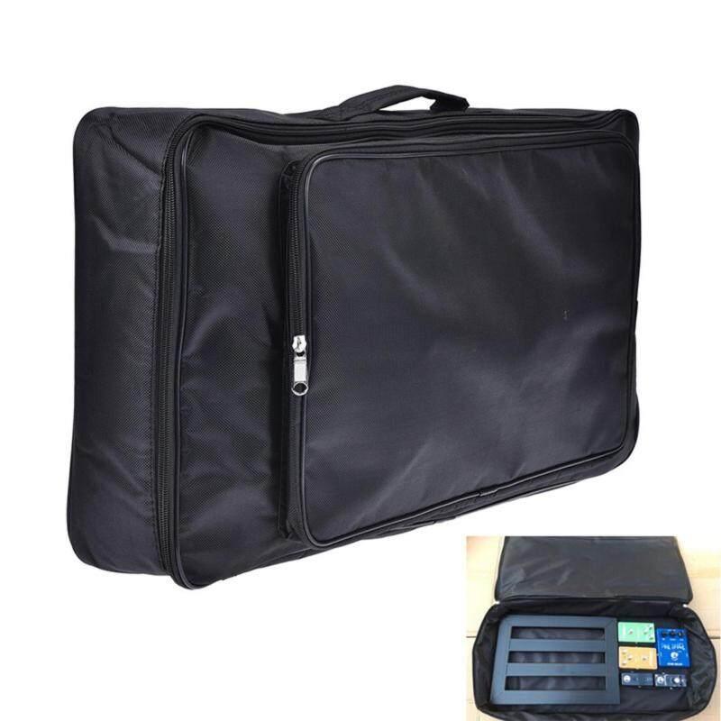 60*33*10cm effects pedal board bag case universal bag guitar pedal board setup Malaysia