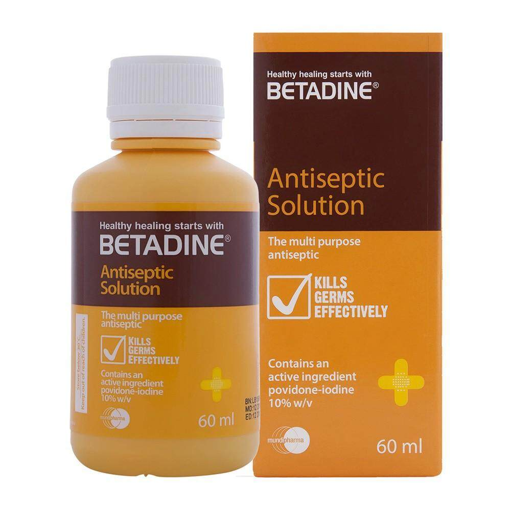 Ointments Creams Buy At Best Price In Betadine Antiseptic Ointment 20 Gr Free Gift Solution 60ml