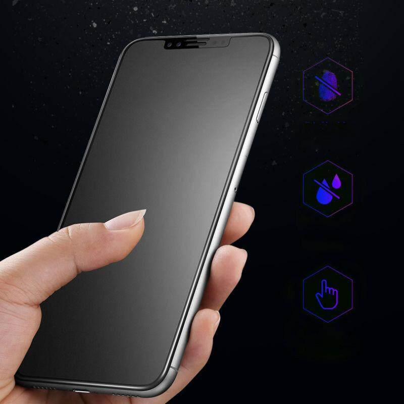Matte Tempered Glass Screen Protector for Samsung Galaxy A7 2017 A720 Prevent Fingerprints,Touch Sensitive