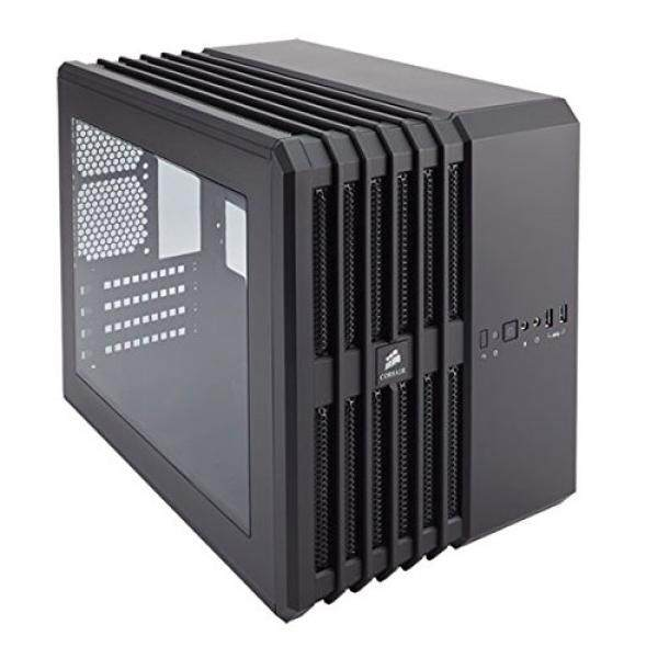 CORSAIR CARBIDE AIR icro-ATX and Mini-ITX Case, High-Airflow - Black Malaysia