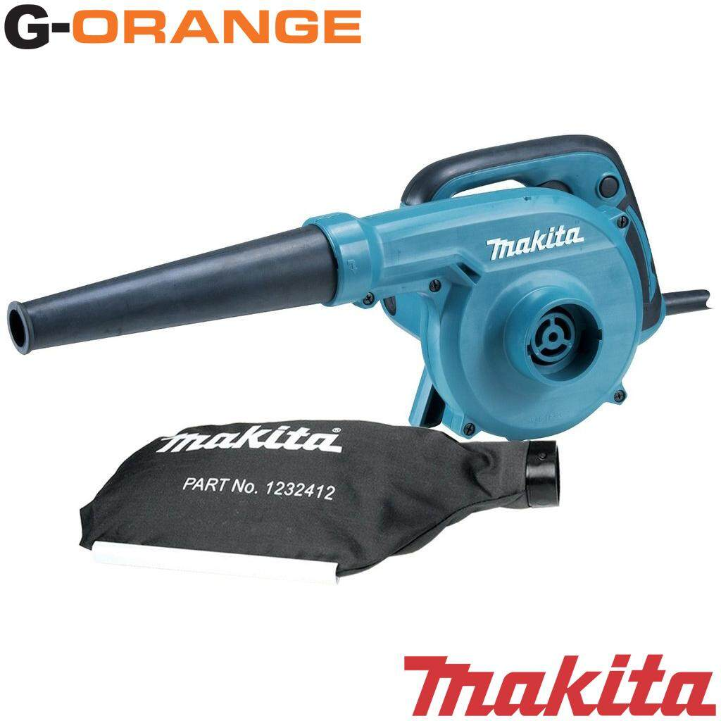 Makita UB1103 240V Blower/Vacuum with Dust Bag [G-Orange]