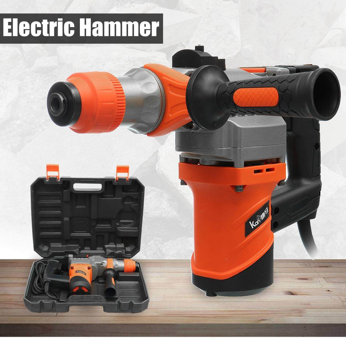 Home Demolition Hammers Buy At Best Price Bor Rotary Hammer Bosch Gbh 3 28 Dre 1680 2280w Watt Electric Jack Concrete Breaker Punch Metal Box