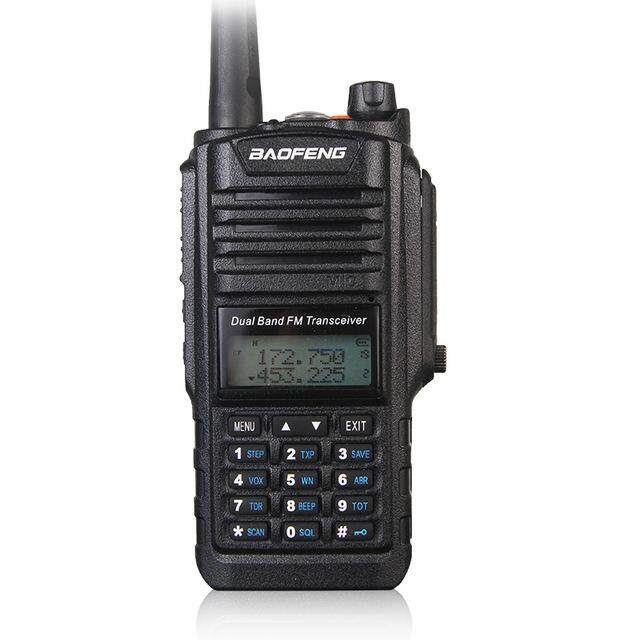 Baofeng BF A58 128CH Dual Band IP57 Waterproof Radio Walkie Talkie Malaysia