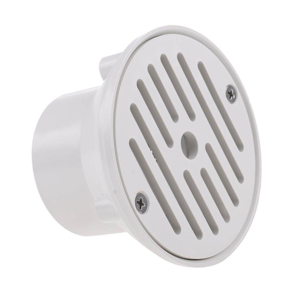 Magideal Replacement Swimming Pool Floor Drain Sp-1424 Water Outlet Fittings White By Magideal.