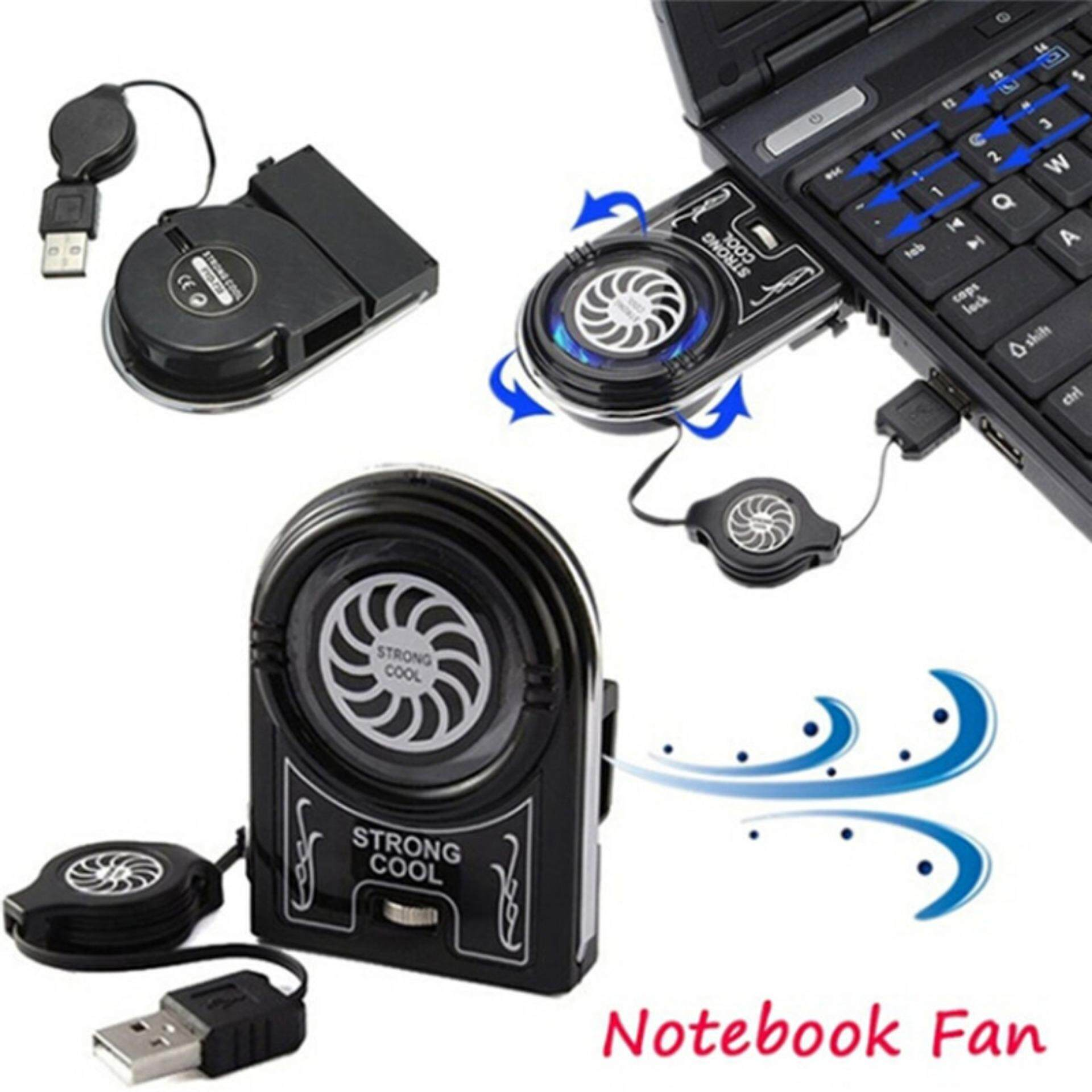Mini Flexible Vacuum Air Extracting LED USB Cooler Cooling Fan For Notebook Malaysia