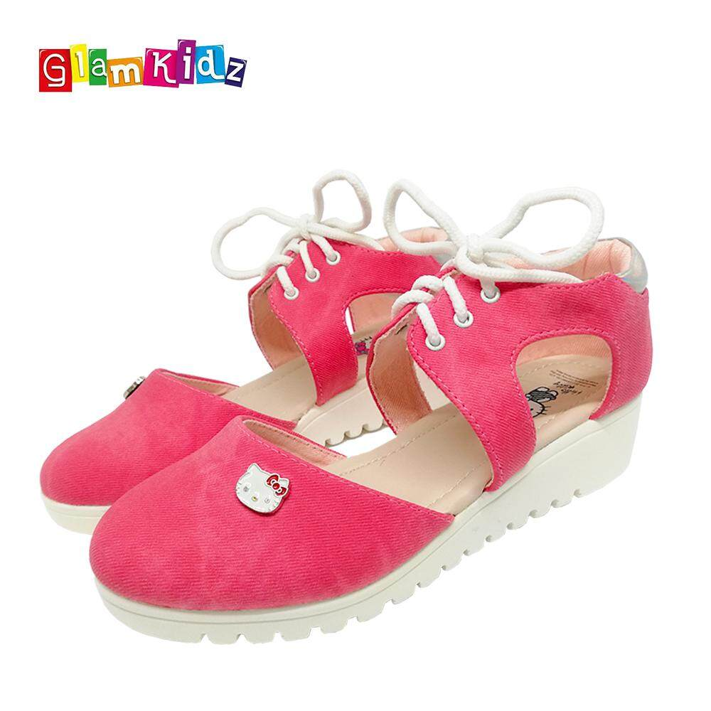 Hello Kitty Buy At Best Price In Malaysia Lazada Istana Kado Boneka Doraemon With Gadget 6 Inch Pensil Glamkidz Girls Fashion Shoes Sandals Pink 6213