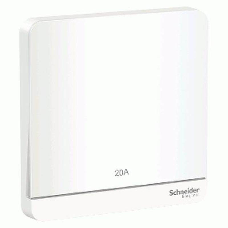 Schneider AvatarOn -LED on indicator- 20A Double pole switch - White