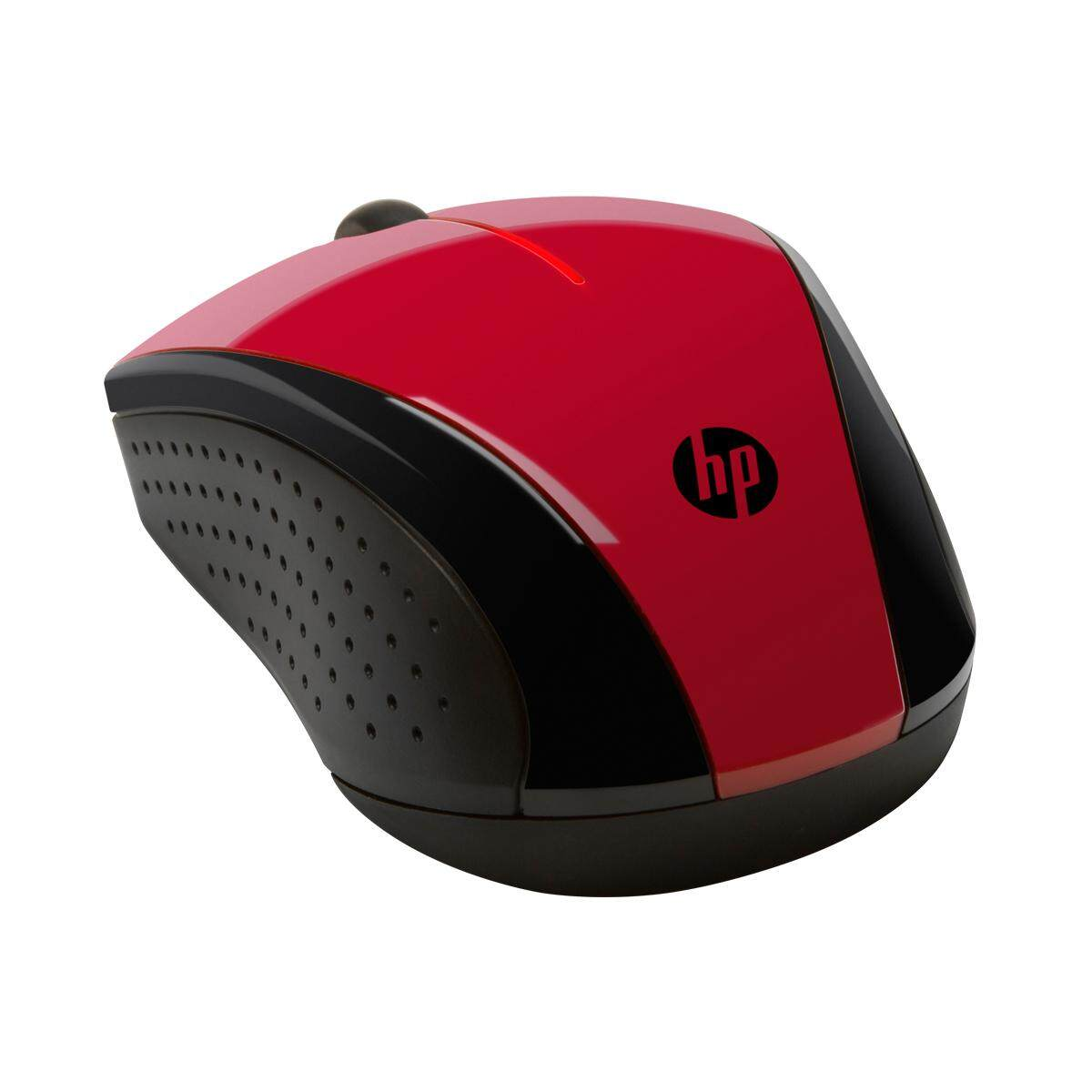 HP Wireless Mouse X3000 - Red Malaysia
