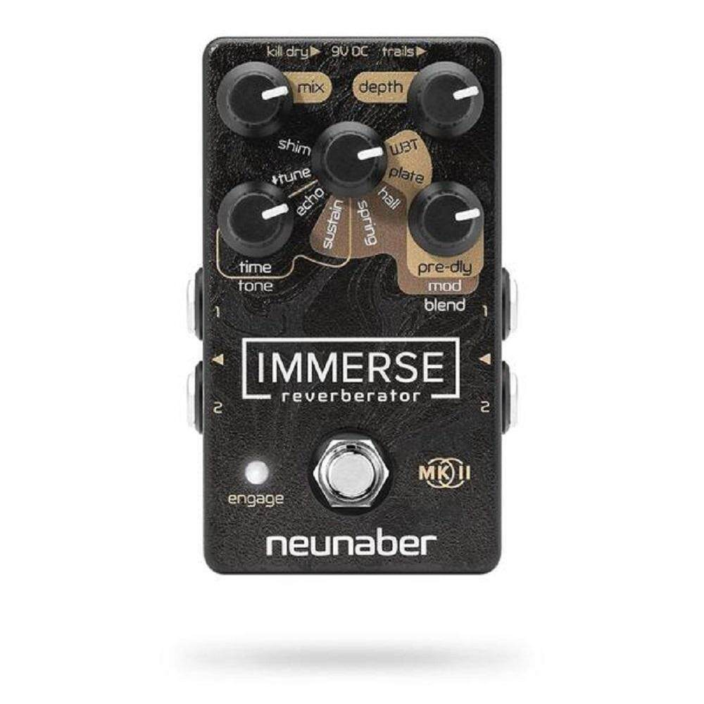 Neunaber Immerse Reverberator Mk Ii *launching Promotion* By Music Bliss Malaysia.