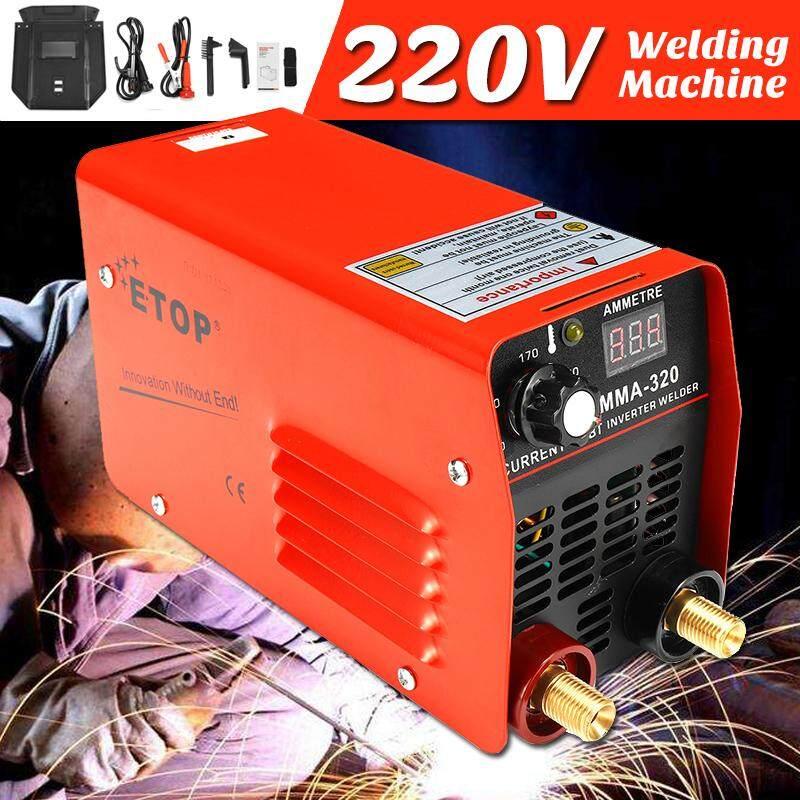 AC220V MMA-320 Arc Electric Welding Machine IGBT Inverter European Standard