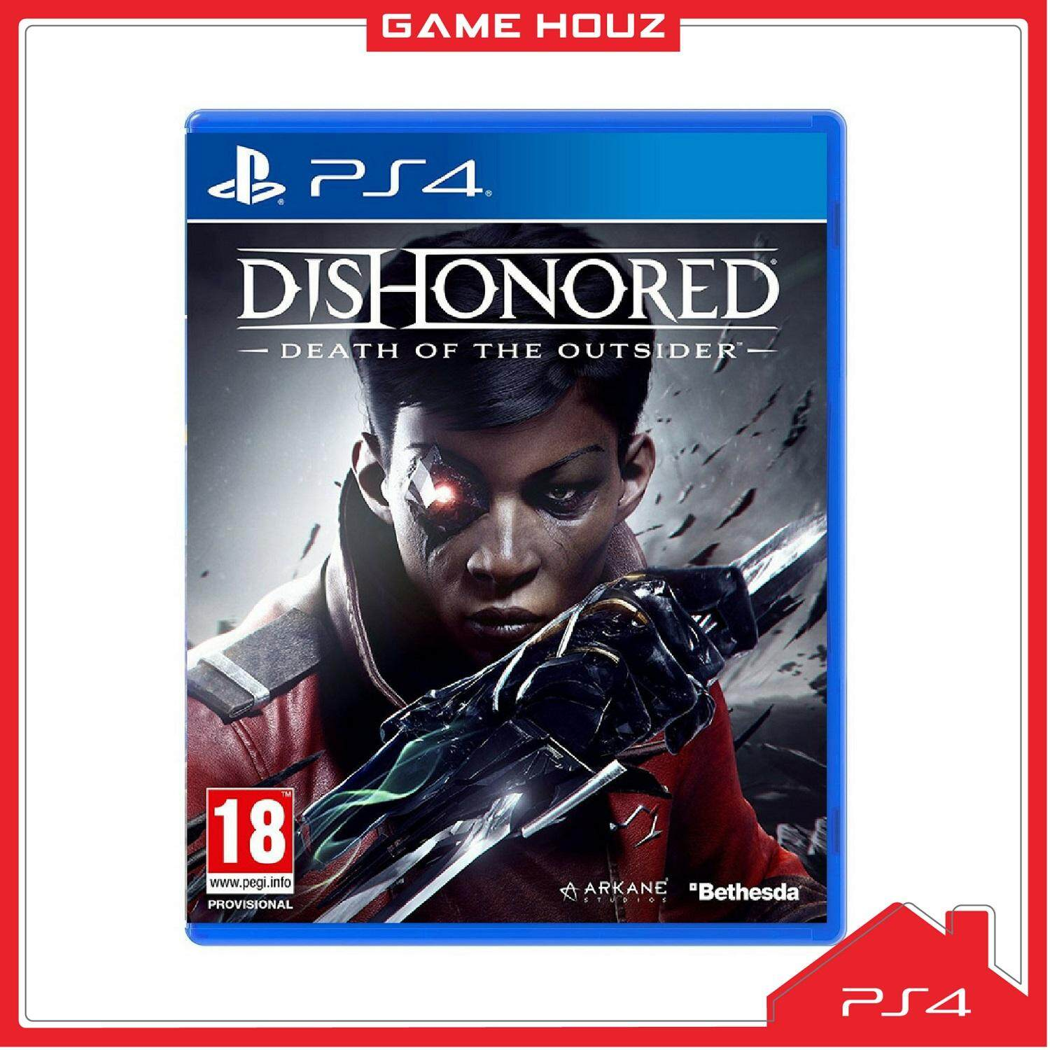 (PS4) Dishonored: Death of the Outsider (R2/ENG)