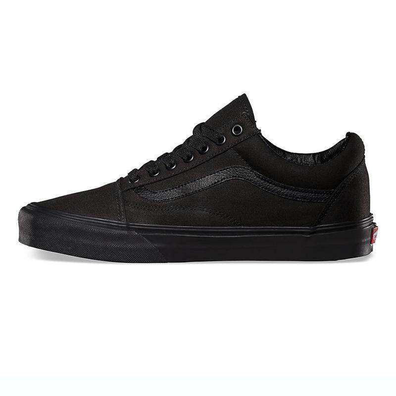 Vans Classic Style Darth Vader Old Skool Men s Shoes Low Top Sports Casual  Board Shoes Women s 8252a68416