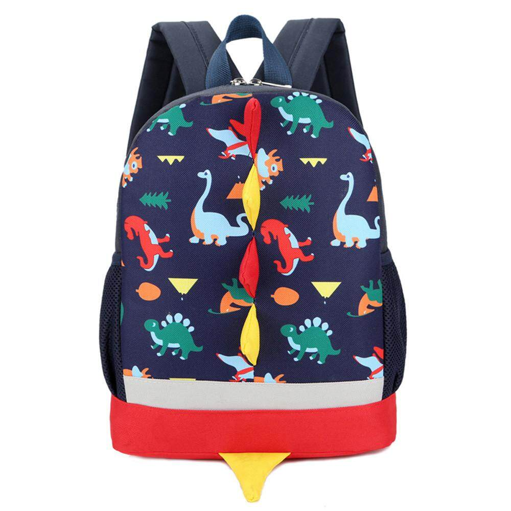 f0cb422da5 Baby Boys Girls Kids Dinosaur Pattern Animals Backpack Toddler School Bag