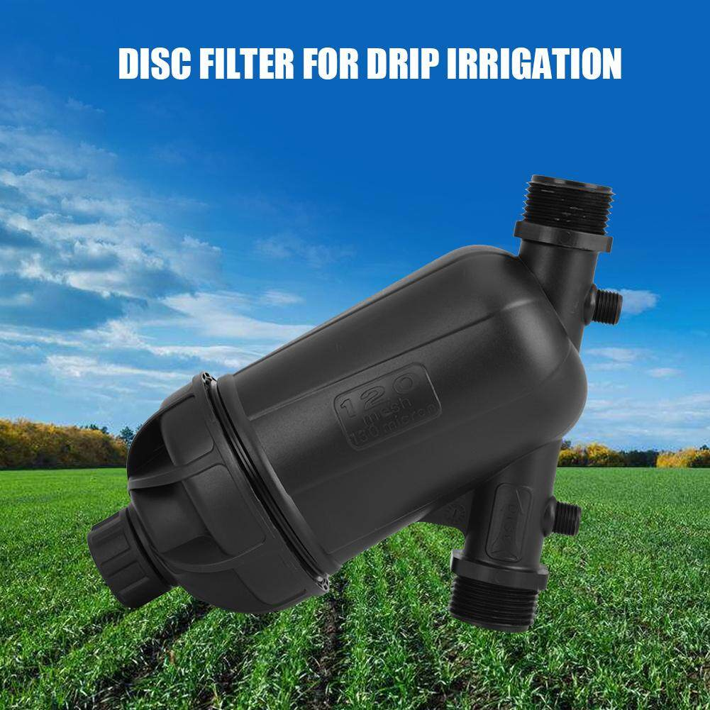 120 Mesh 130 Micron Level Disc Filter for Drip Irrigation Agriculture Garden Lawn Watering