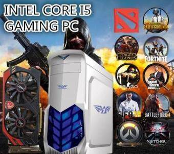 GAMING PC DESKTOP INTEL I5 3.30GHZ GTX760 2G 8GB DDR3 1TB HDD SUPPORTED PUBG HIGH SETTING