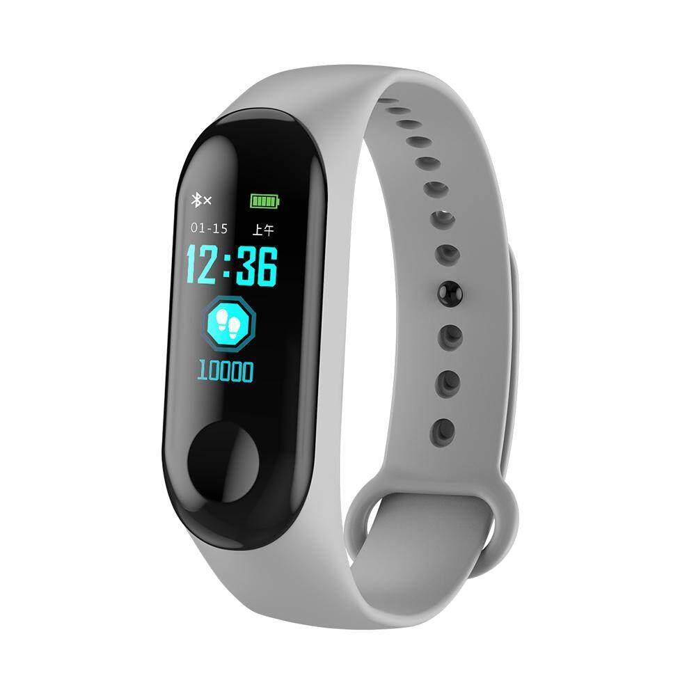 GoodGreat Smart Watch Fitness Tracker With Heart Rate Monitor,IP68 Waterproof Smart Wristband Intelligent Bracelet For Men And Women Malaysia