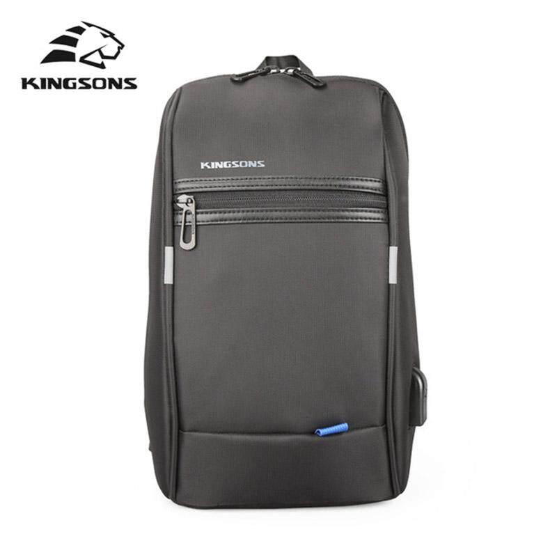 834b3405b7 Kingsons Chest Bag Men s Crossbody Bag Small For Men For Single Shoulder  Strap Bags