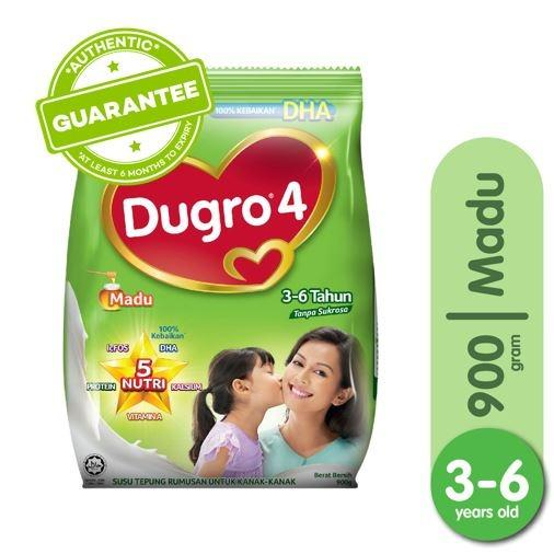Dugro 4 Honey 900gm