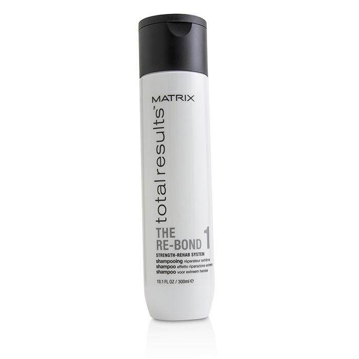 Matrix Total Results The Re-Bond Strength-Rehab System Shampoo (For Extreme Repair