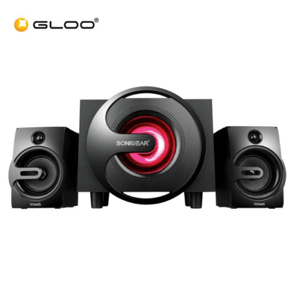 Sonic Gear Titan 5 BTMI Speaker Malaysia