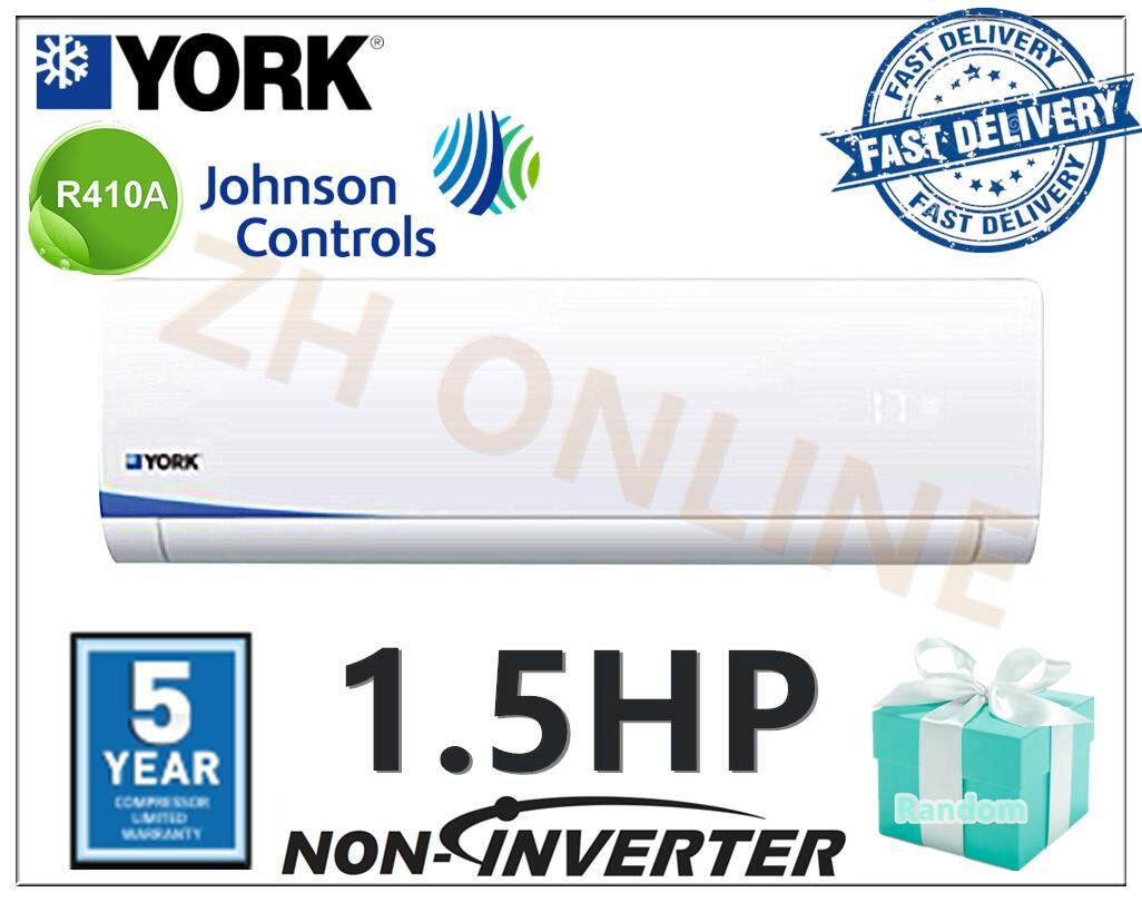 York Air Conditioner Price In Malaysia Best Direct Factory Replacement Heat Pump Circuit Boardyork 15hp Johnson Controls Standard Ywm Series Ywm3f15cas Ysl3f15aas R410a Fast Shipping