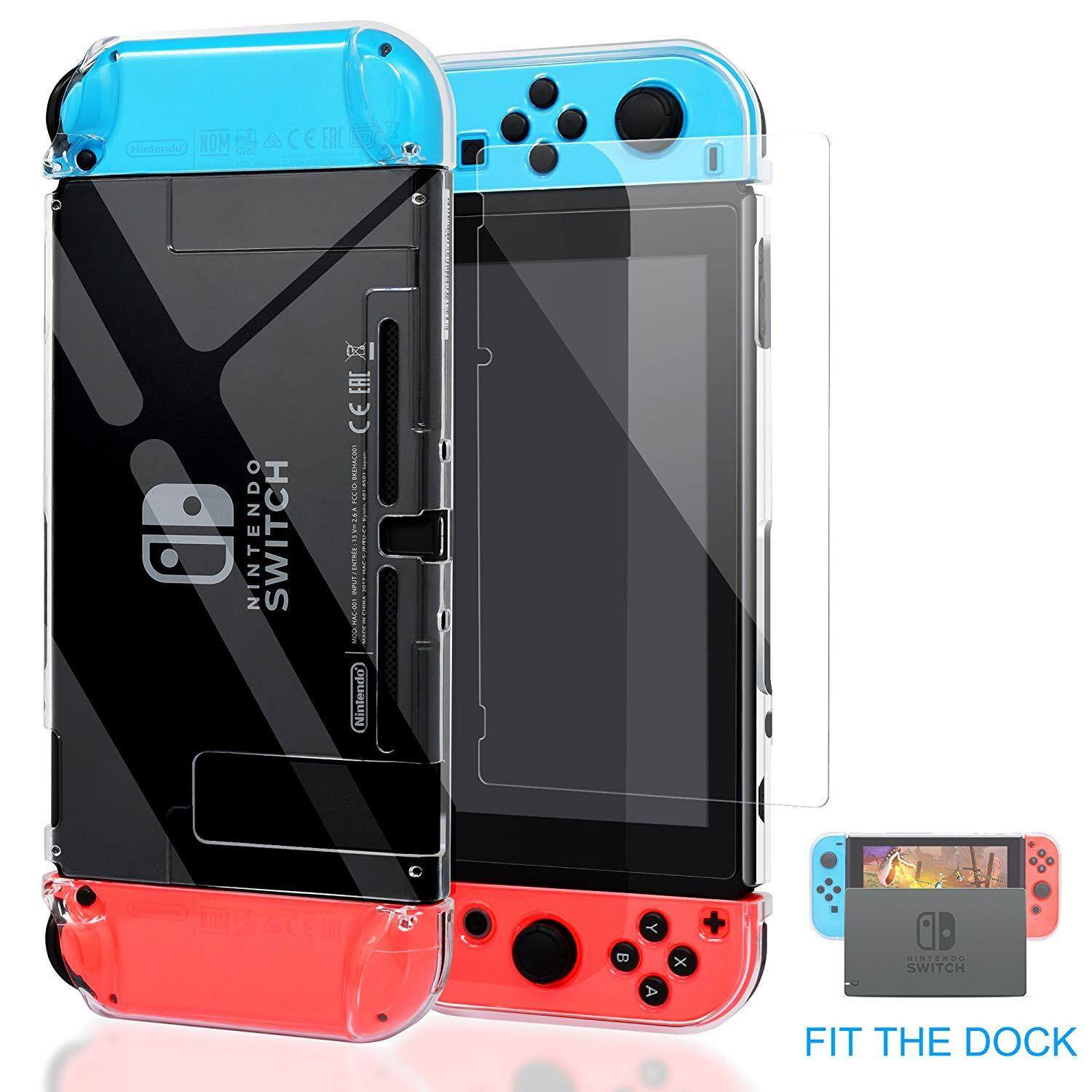 Nintendo Cases Covers Buy At Best Price Switch Carrying Case Screen Protector Official Fit The Dock Stationprotective Accessories Cover For